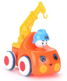 Toy Truck - Red Orange