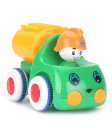 Toy Truck - Green Light  Orange