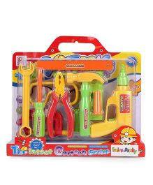 Tools Set - Yellow Red