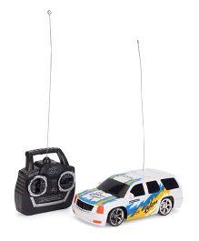 Remote Controlled Car - White