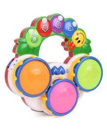 Caterpillar Drums - Multicolor