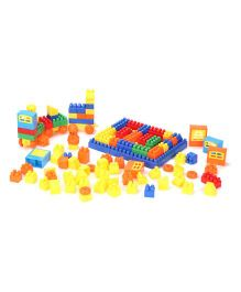 Play And Learn Baby Block Game - Multicolor