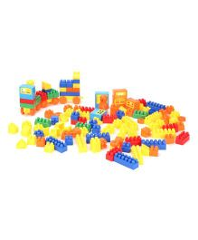 Security Building Blocks Game Multicolor - 70 Pieces