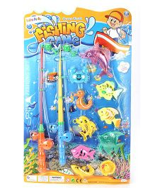 Fishing Game Set - Multicolor