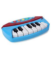 Pop Keyboard Musical Toy - Blue