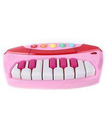 Pop Keyboard Musical Toy - Pink