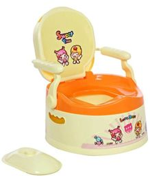 Fab N Funky Love Baby Potty Chair