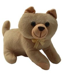 Ultra Soft Cat Toy Brown - 45 cm