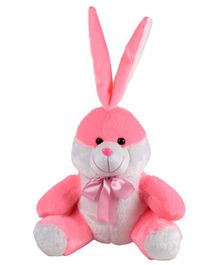 Ultra Sitting Bunny Pink - 11 inches