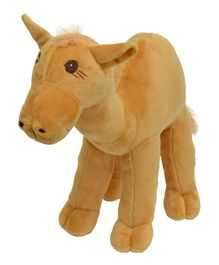 Ultra Camel Soft Toy Brown - 30 cm