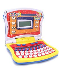 Learning Baby Laptop - Blue And Yellow
