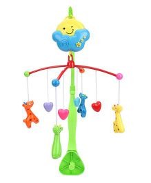 Musical Cot Mobile - Multicolour
