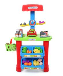 Market Stall Play Set - Multicolor