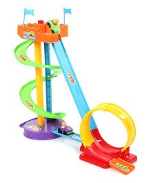 Real Action Toy Track Set - Multicolor