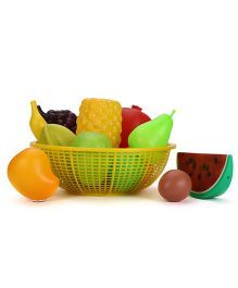 Ratnas Fruit Basket Yellow - 12 Pieces