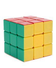 Ratnas Sporty Rubik Cube - Multicolor