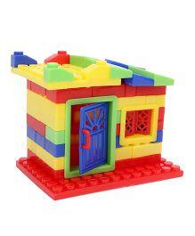 Ratnas Sweet Home Junior Block Set - Multicolor