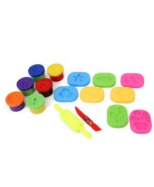 Ratnas Wonder Dough Set - Multicolor
