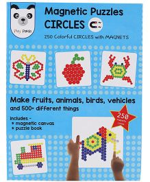 Ratnas Magnetic Puzzle Small Circle - 250 Pieces
