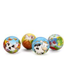 Dream Country Ball Set Multicolor - Pack Of 4