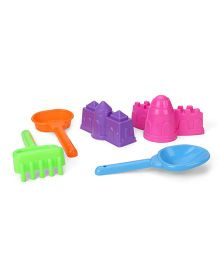 Beach Play Set Multicolour - 5 Pieces