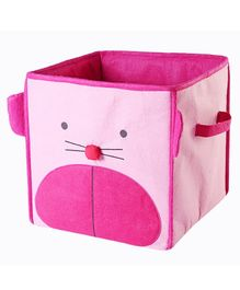 My Gift Booth Kitty Design Storage Boxes - Pink