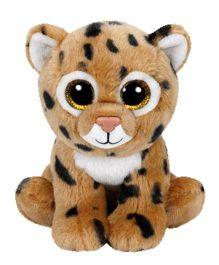 Jungly World Freckles Leopard Reg - 6 inch