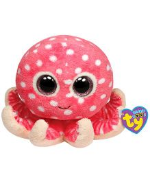 Jungly World Ollie Octopus Pink - 15 cm