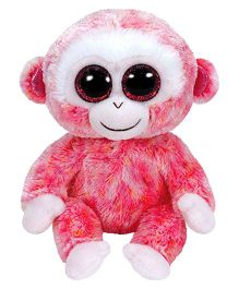 Jungly World Ruby Red Monkey - 6 inch