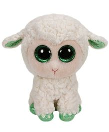 Jungly World Lala Lamb Reg White - 15 cm