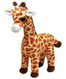 Jungly World Topper Giraffe - 6 inch