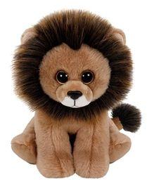 Jungly World Cecil Brown Lion Reg - 6 inch