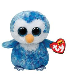 Jungly World Ice Cube Penguin Reg Blue - 6 inch