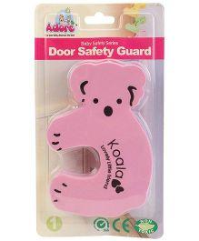 Adore Baby Door Stopper Bear - Pink