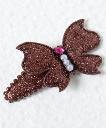 Treasure Trove Butterfly Tic Tac - Brown