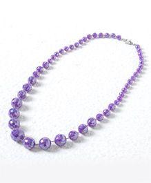 Treasure Trove Pearl Jewellery - Purple