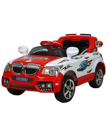 Toyhouse Battery Operated Ride-On Sports Car - Red