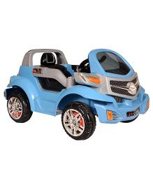 Toyhouse Battery Operated Ride-on Smart Car - Blue