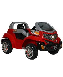 Toyhouse Battery Operated Ride-on Smart Car - Red