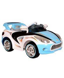 Toyhouse Battery Operated Popeye Car - Blue