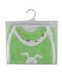 Morison Baby Dreams Bibs Pack of 3 - Green