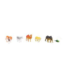 Animal Figures Set - 5 Pieces