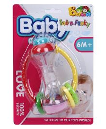 Baby Rattles - Multicolour