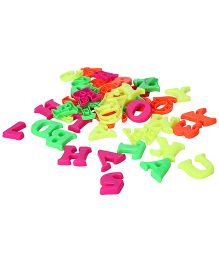 Mansaji Alphabets And Numbers - 49 Pieces