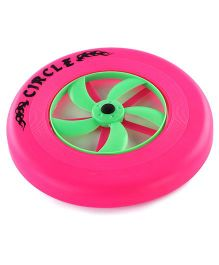 Mansaji Flying Disc With Fan - Pink