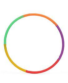 Mansaji Hoopla Ring - Multicolour