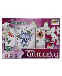 Mansaji Flowers Paper Quilling Kit