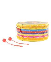 Mansaji Rock Drum Toy - Multicolour