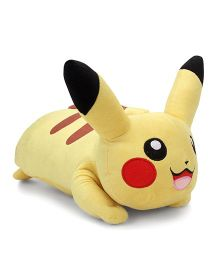 Pokemon Pikachu Plush Toy Yellow - 30 cm
