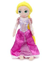 Disney Rapunzel Plush Doll Yellow Purple - 19 Inches